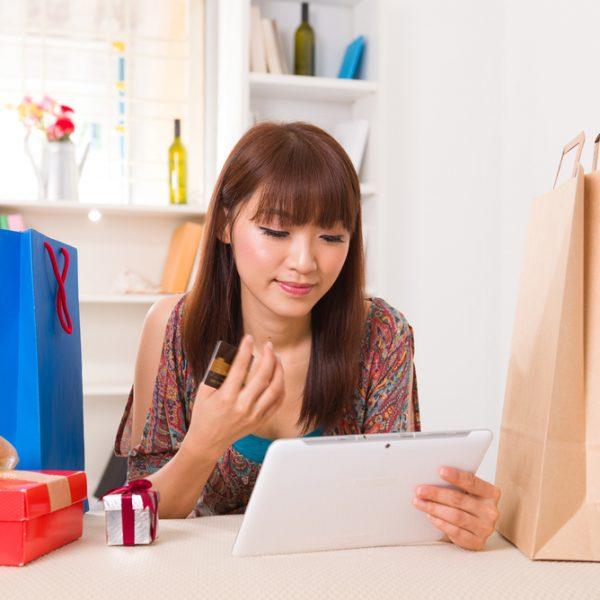 انواع مشتریان تجارت آنلاین